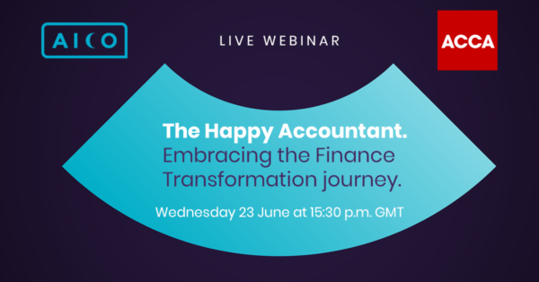 ACCA webinar: The Happy Accountant. Embracing the Finance Transformation Journey